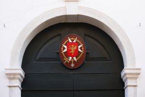 Wappen vom Großprior