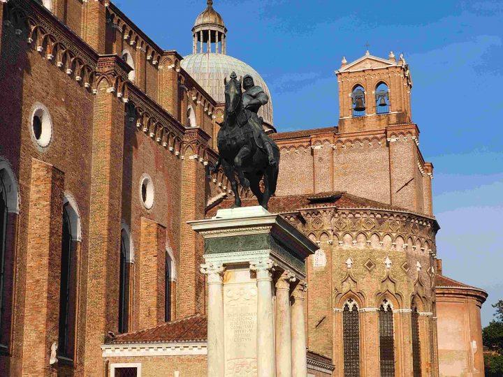Square Santi Giovanni e Paolo in Venice