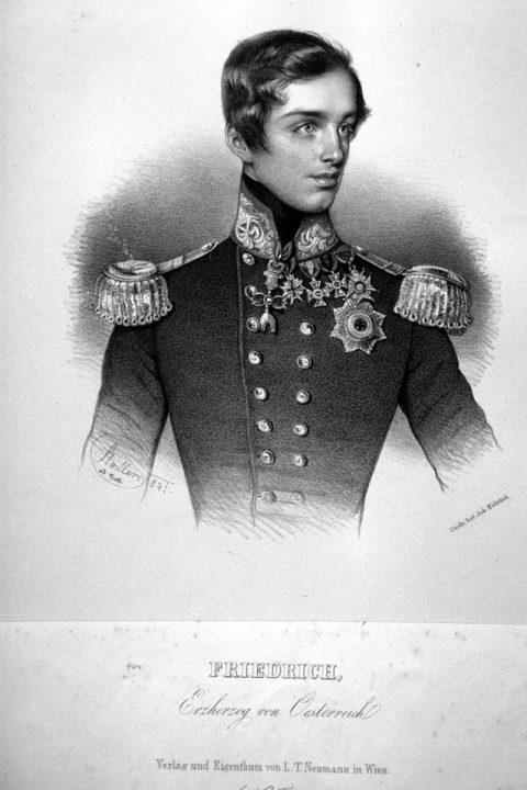 Erzherzog von Österreich, Friedrich Ferdinand Leopold