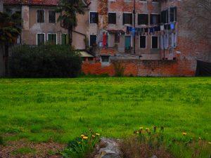 Garten der Johanniter in Venedig