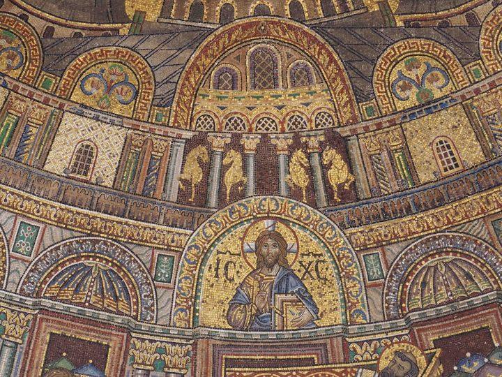 Loggia dei Cavalli, Chiesa di San Marco
