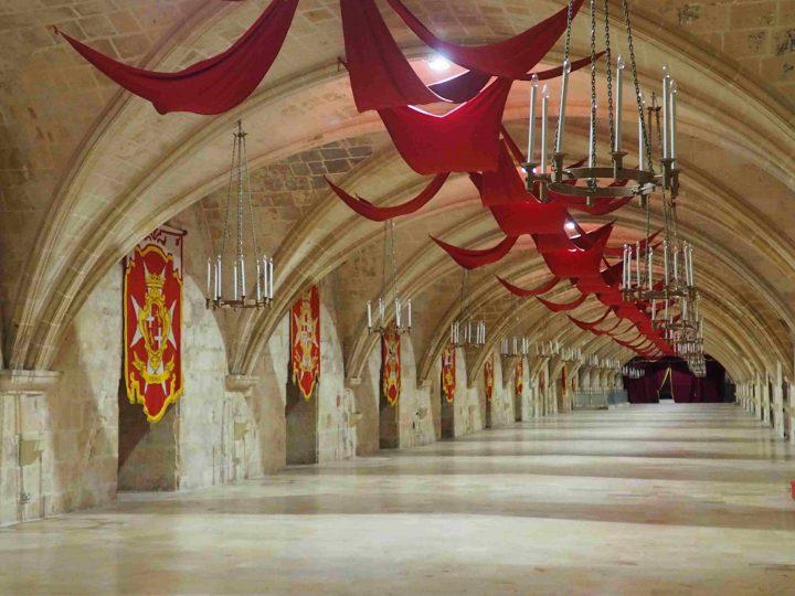 La Sacra Infermeria, the Lower Ward