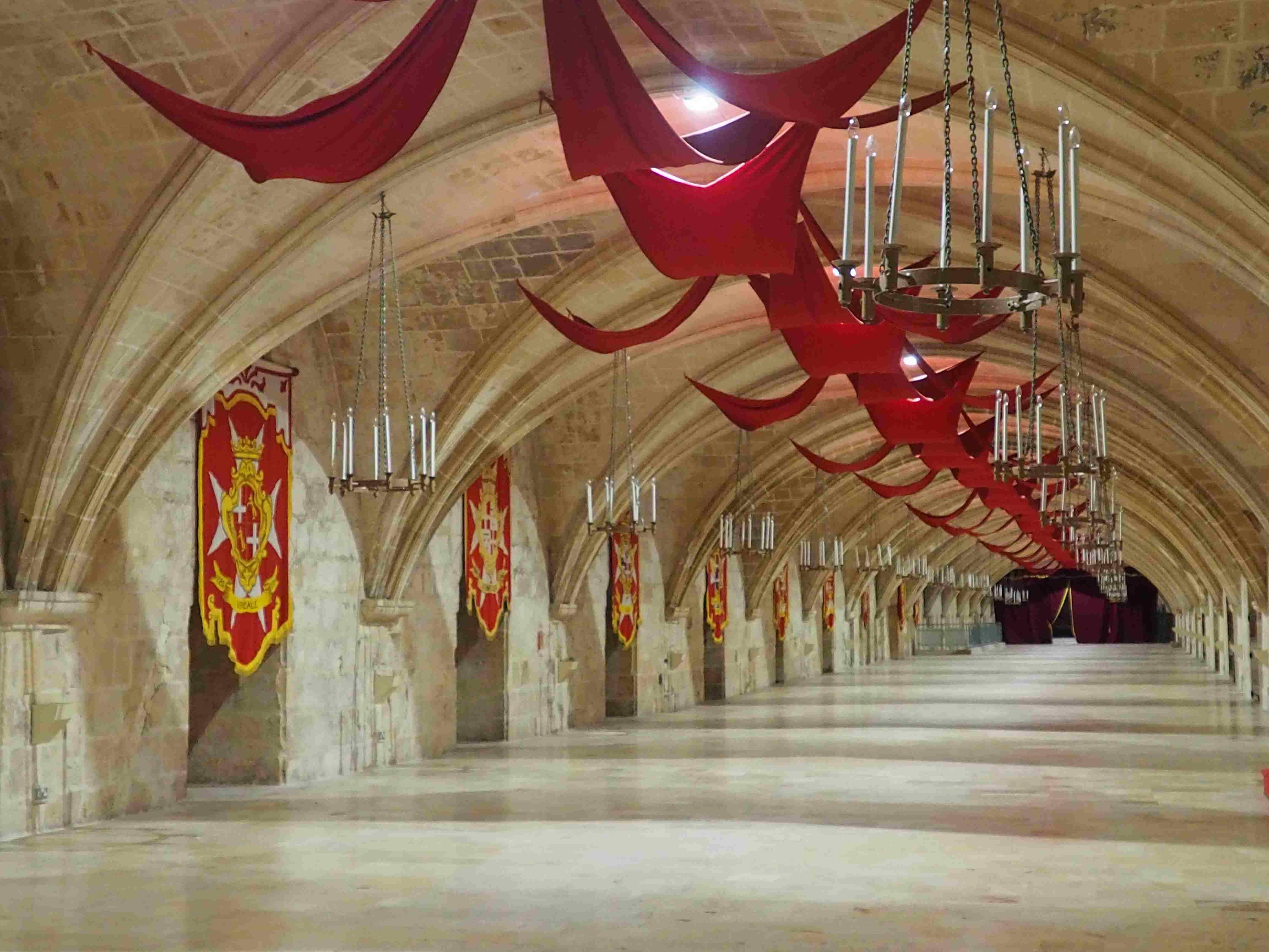 La Sacra Infermeria a La Valletta a Malta