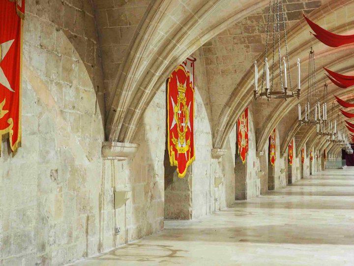 Detail of La Sacra Infermeria, the Lower Ward