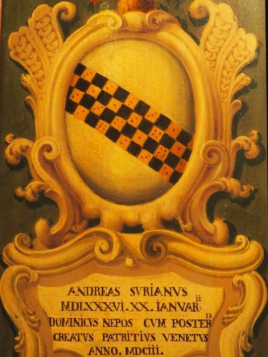 Wappen von einem Großkanzler