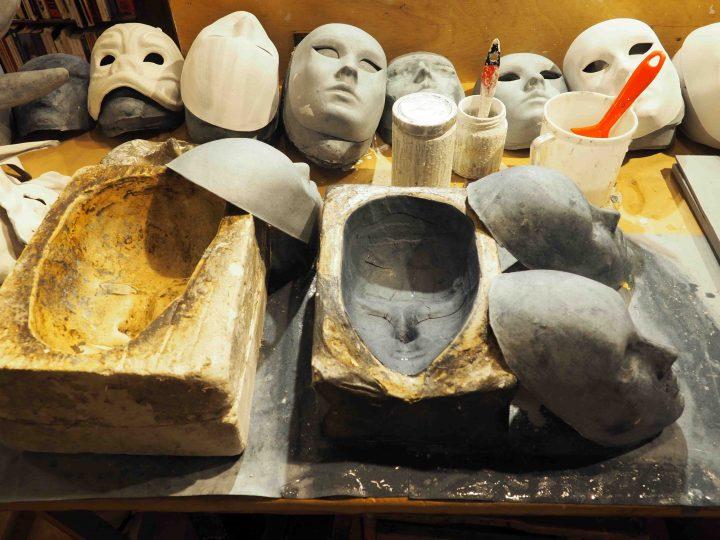 Ca' del Sol, atelier e laboratorio di maschere artigianali a Venezia
