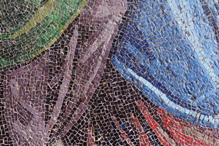 Mosaiken, Mosaiken und wieder Mosaiken