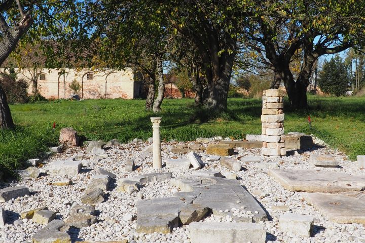 Reste der Kirche San Bartolomeo