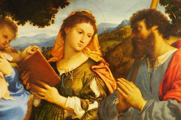 Santa Caterina e San Tommaso