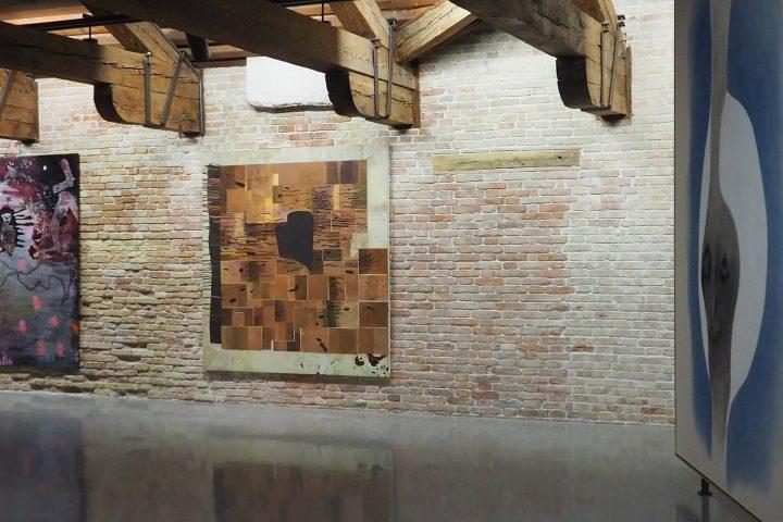 Punta della Dogana, Untitled 2020, the Beginnings of Painting