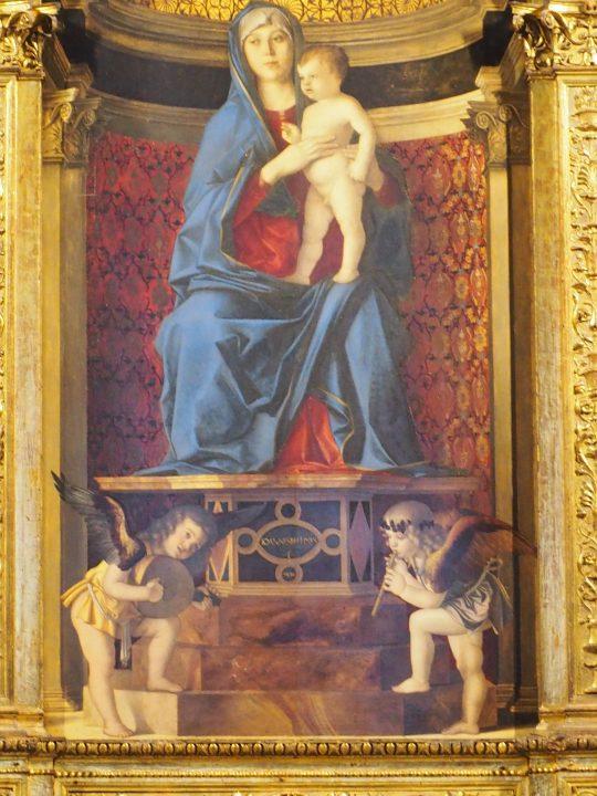 Giovanni Bellini, Pala Pesaro