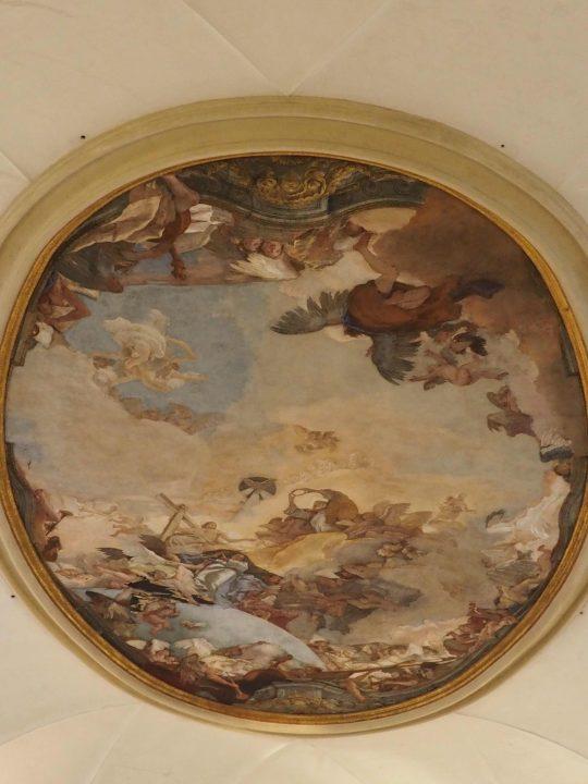 Die Glorie der Unbefleckten Empfängnis Mariä, Giambattista Tiepolo