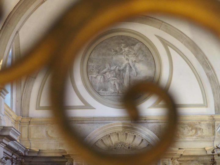 David und der Engel, Giambattista Tiepolo