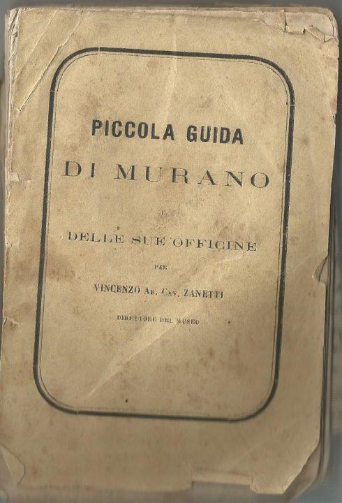 Piccola Guida di Murano,